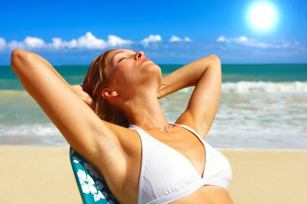 身体の中から紫外線対策!食べる日焼け止め